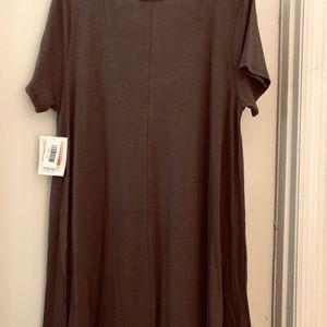 LuLaRoe Dresses - NWT!!  LuLaRoe, 'Carly' Midi Dress, Sz 2x!